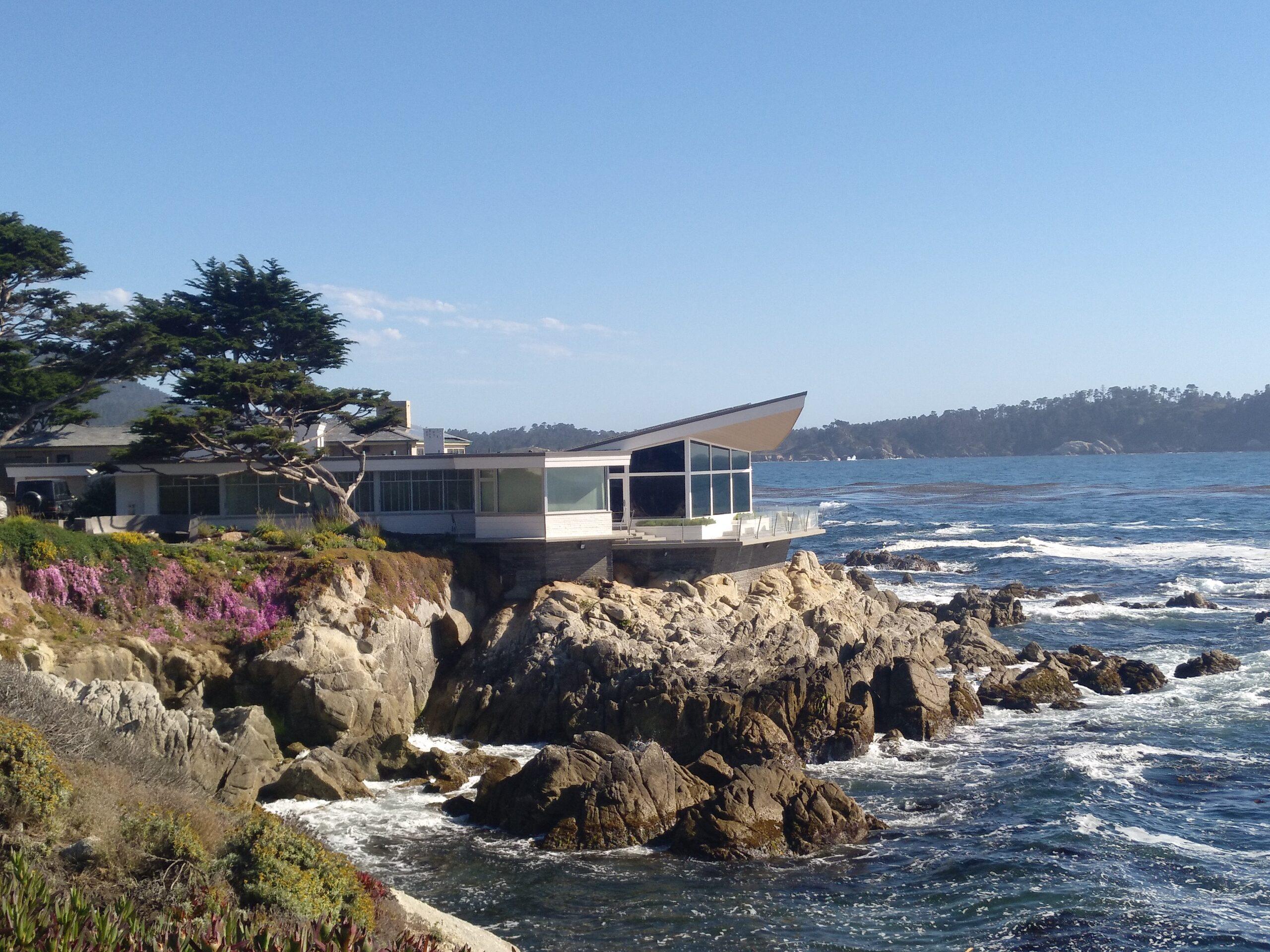 Vivienda exclusiva junto al Mar en California