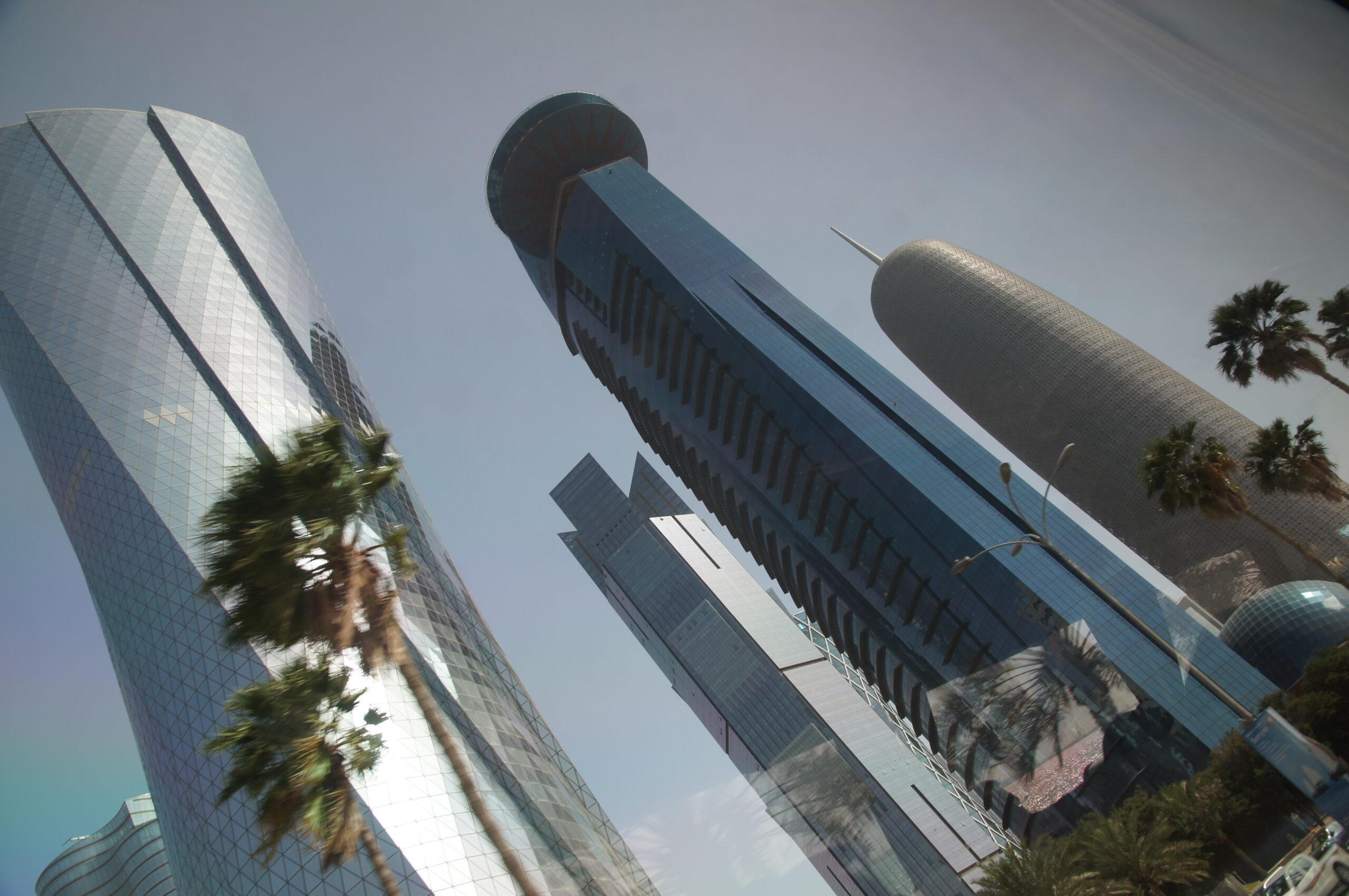 Modernos Rascacielos